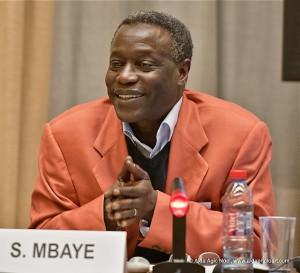 Sanou Mbaye (Profile)