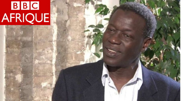 Sanou Mbaye bbc Afrique  2016